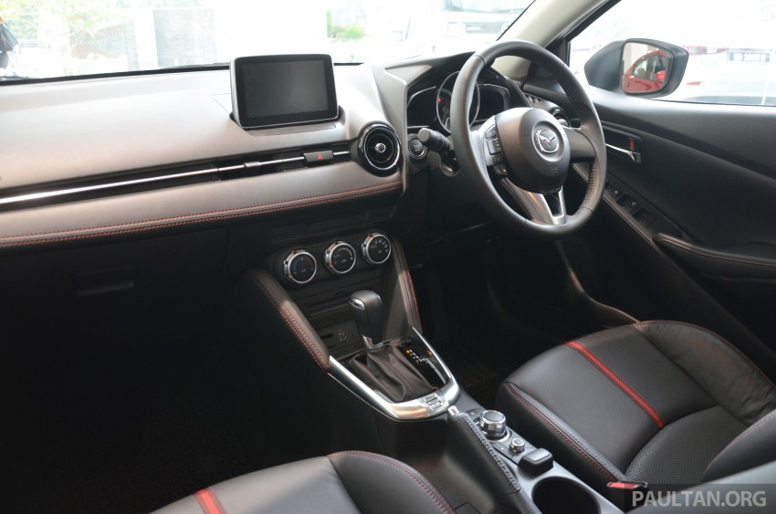 "GALLERY: 2015 Mazda 2 1.5 hatch with ""Sports"" kit Image #395241"
