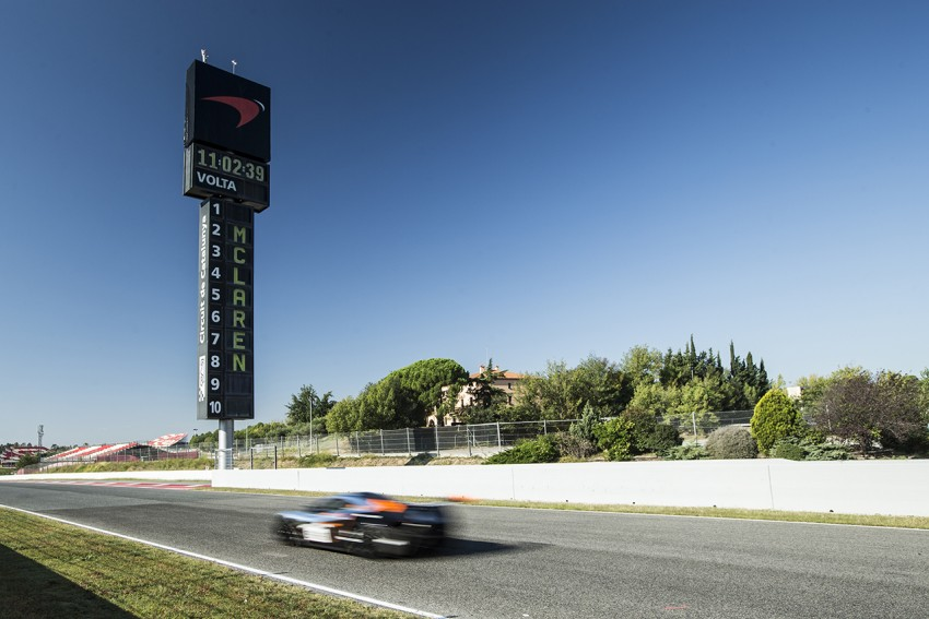 McLaren P1 GTR Driver Programme commences Image #397229