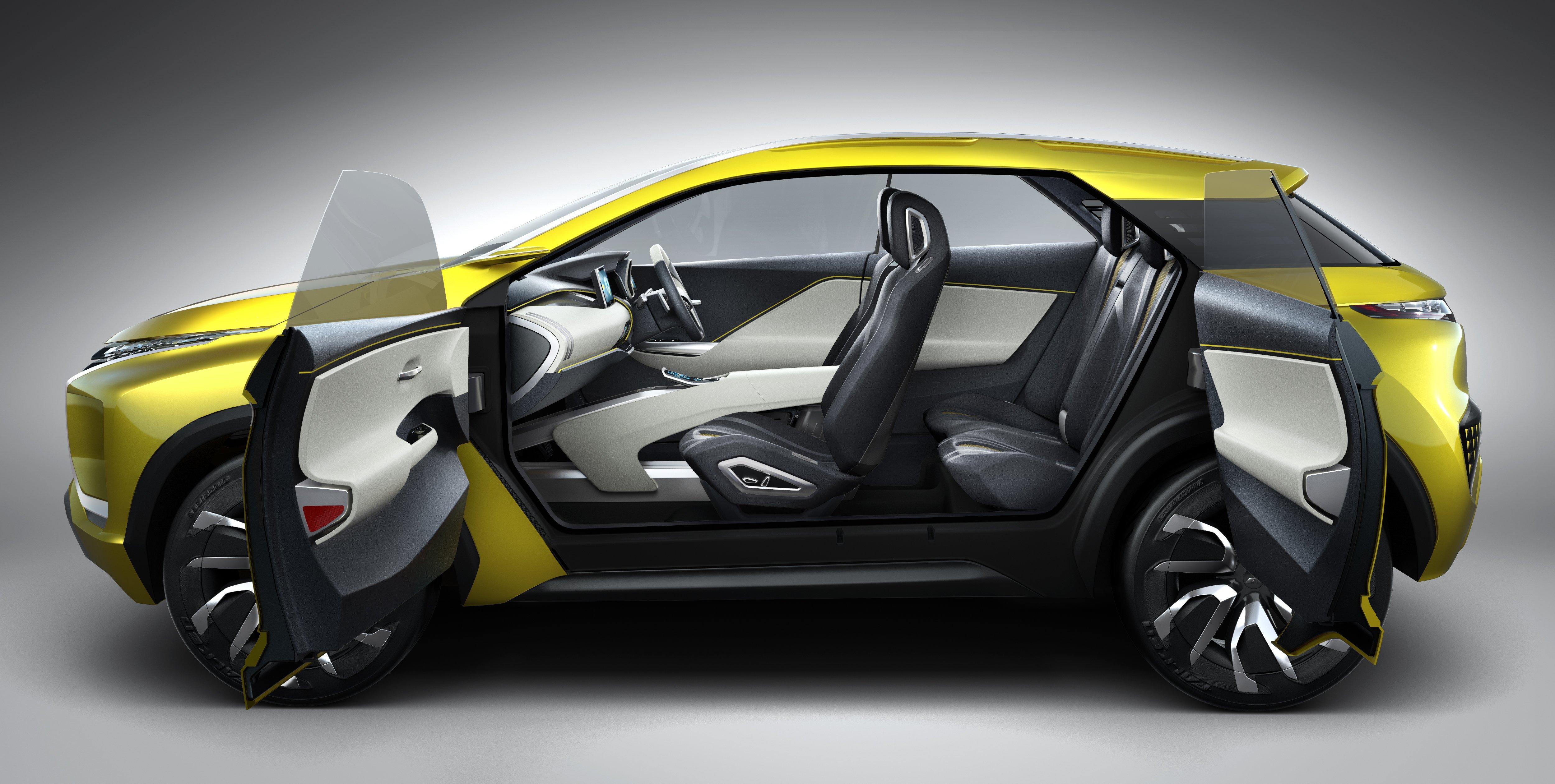 Mitsubishi Suv 2015 >> Mitsubishi eX Concept – EV SUV set for Tokyo debut Paul Tan - Image 389663