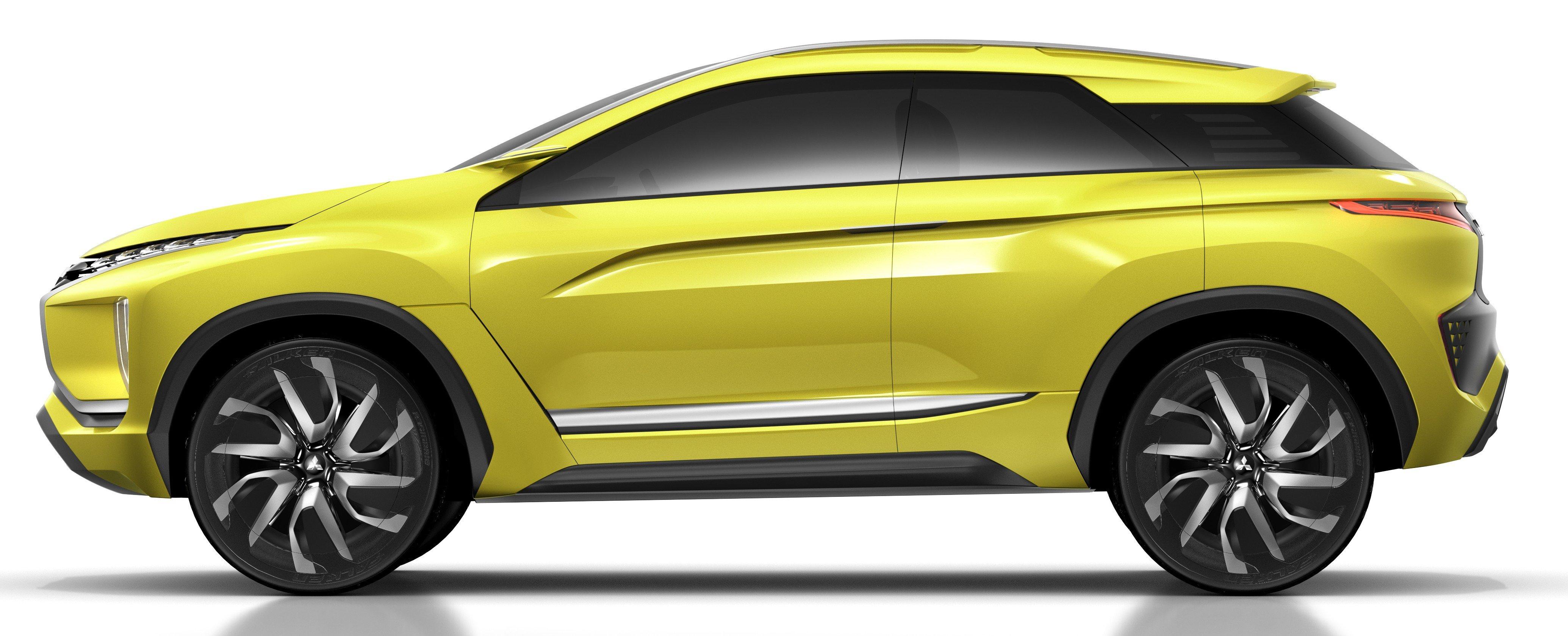 Mitsubishi Suv 2015 >> Mitsubishi eX Concept – EV SUV set for Tokyo debut Image 389666