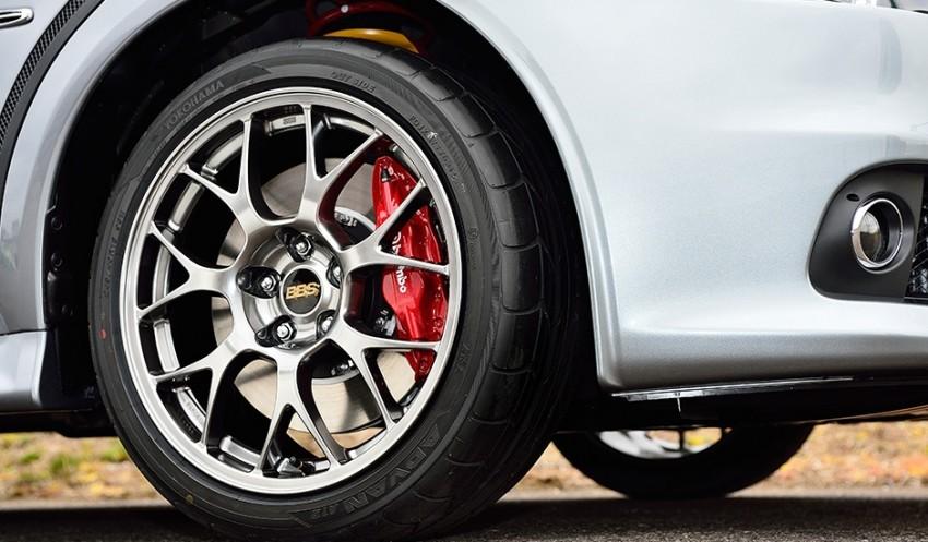 VIDEO: Mitsubishi Lancer Evo X Final Edition build Image #386235