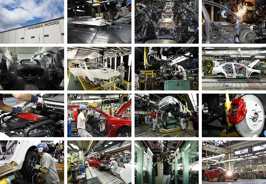 VIDEO: Mitsubishi Lancer Evo X Final Edition build Image #386246