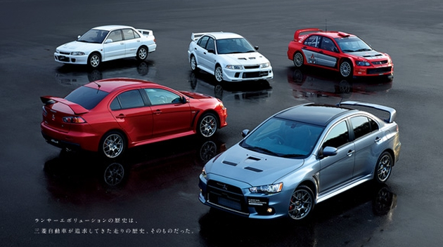 VIDEO: Mitsubishi Lancer Evo X Final Edition build Image ...