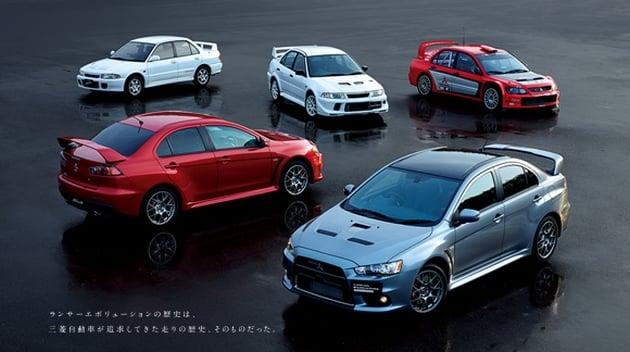 VIDEO: Mitsubishi Lancer Evo X Final Edition build Image #386258