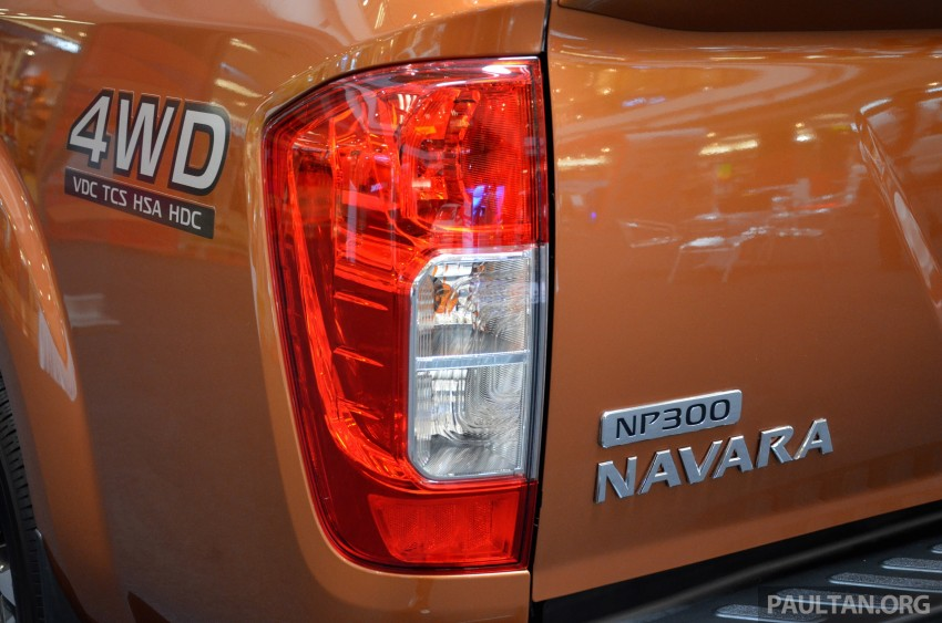 Nissan NP300 Navara VL now on display at 1 Utama Image #395033