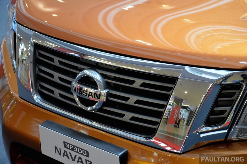 Nissan NP300 Navara VL now on display at 1 Utama Image #395024