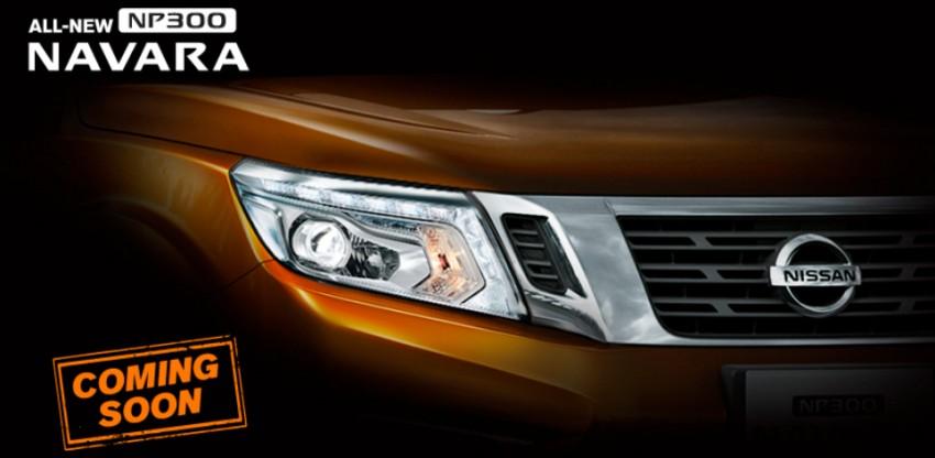 Nissan NP300 Navara brochure appears; launch soon? Image #386886