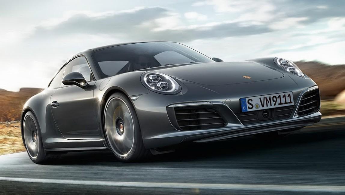 2016 Porsche 911 Carrera 4 Targa 4 Awd Revealed Image 390199