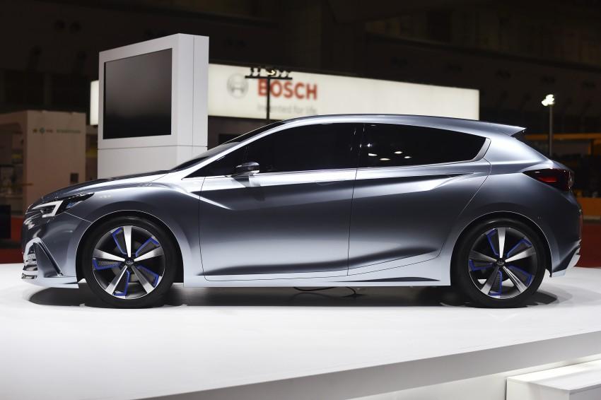 Tokyo 2015: Subaru Impreza 5-Door Concept debuts Image #399149