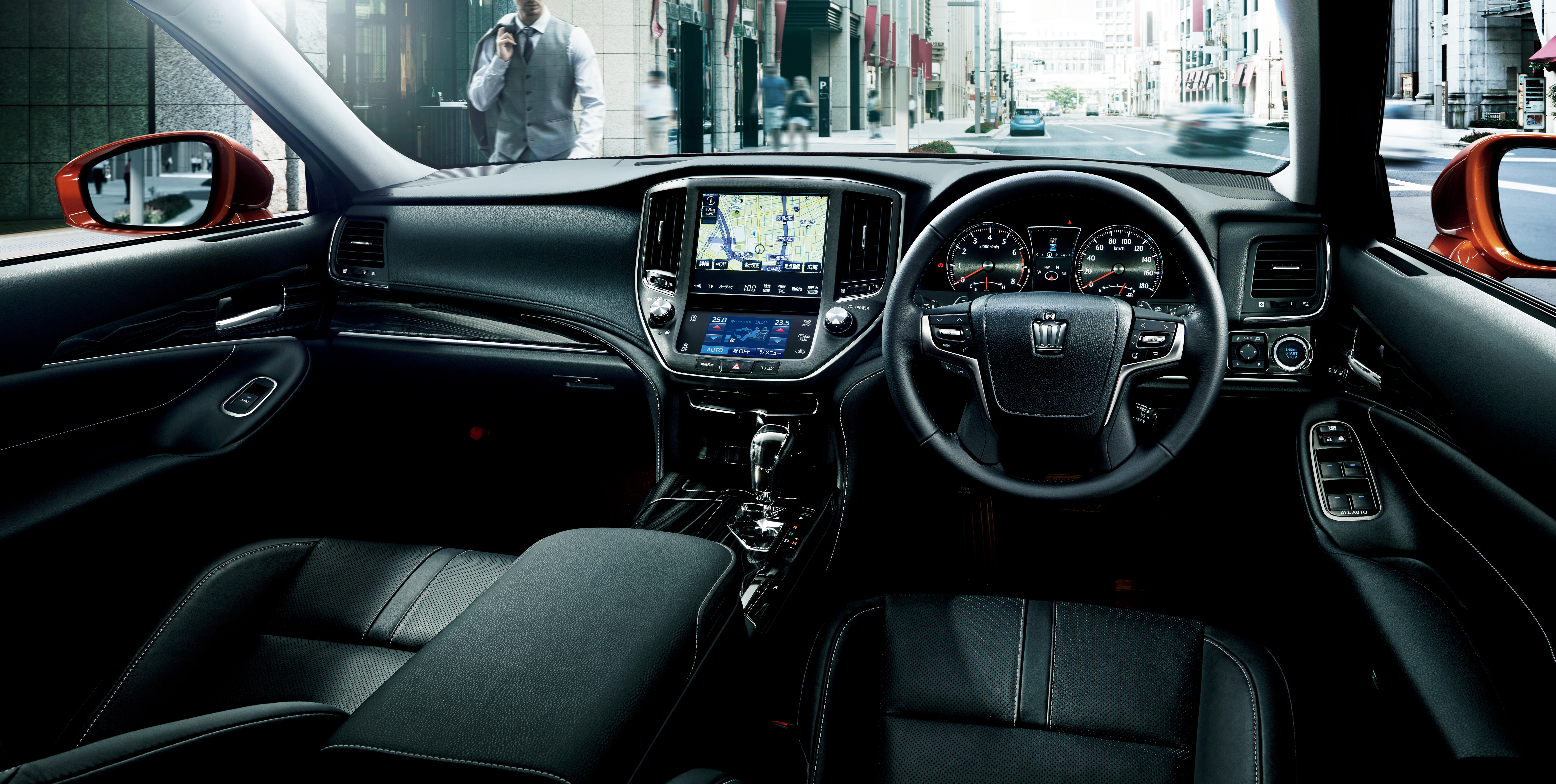 Toyota Crown facelift gets new 2.0 litre turbo engine Paul ...