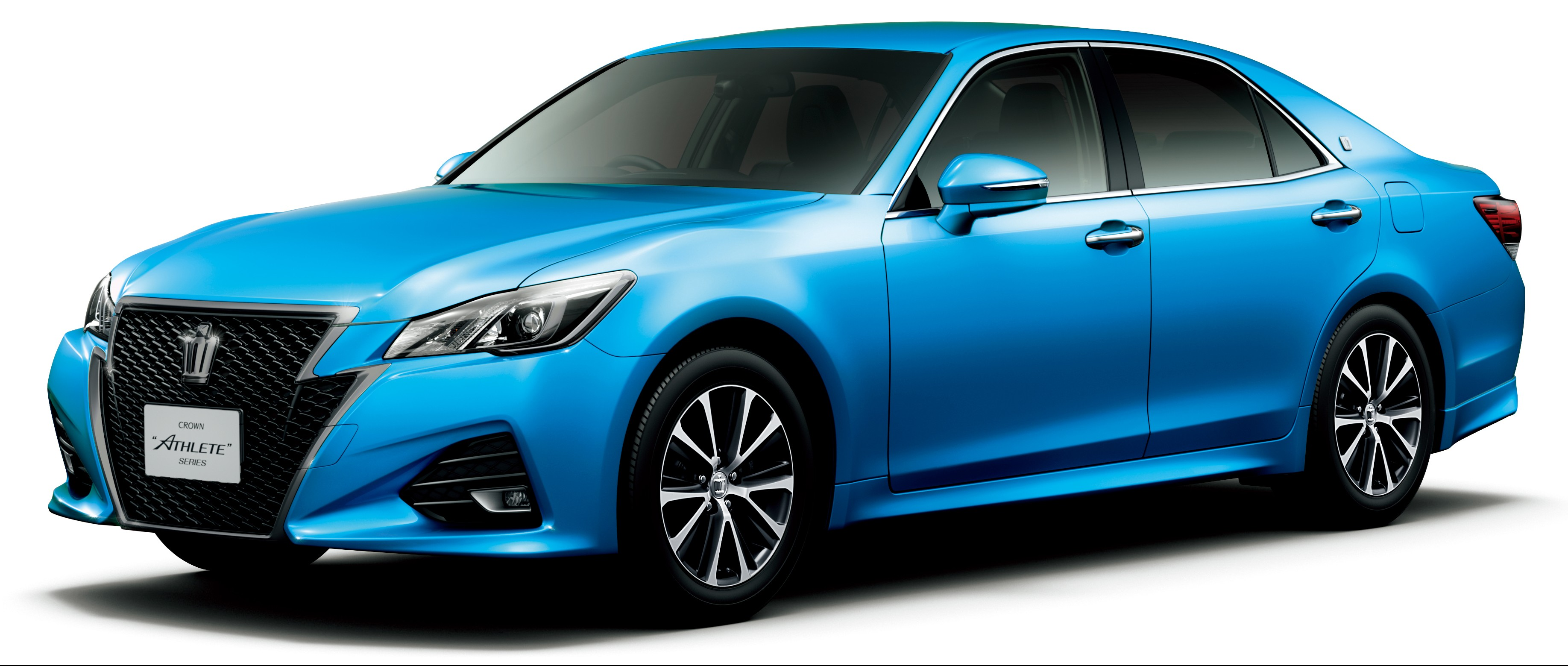 Toyota Crown Facelift Gets New 2 0 Litre Turbo Engine Paul