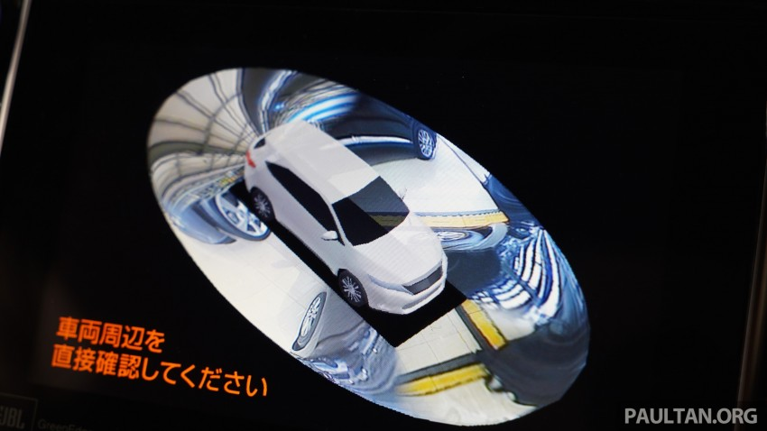 GALLERY: Toyota Harrier 2.0 Premium Advanced spec Image #386962