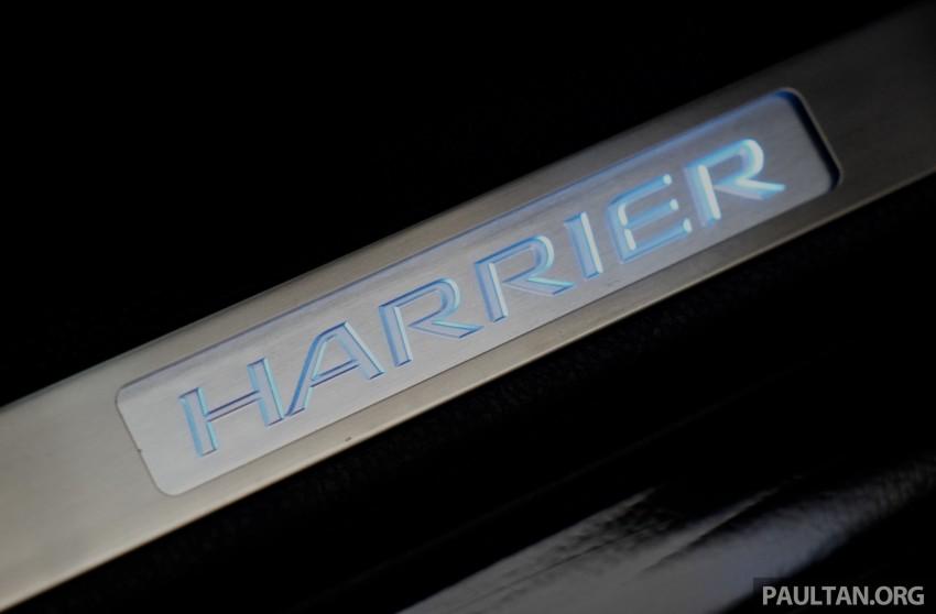 GALLERY: Toyota Harrier 2.0 Premium Advanced spec Image #386954