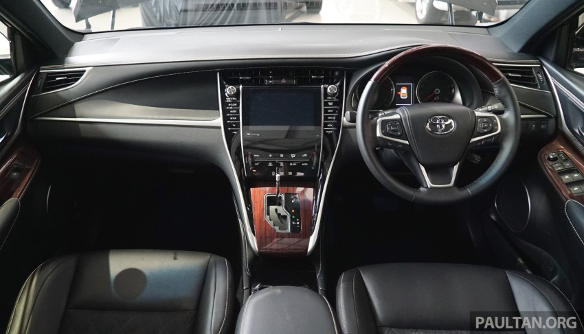 GALLERY: Toyota Harrier 2.0 Premium Advanced spec Image #386973