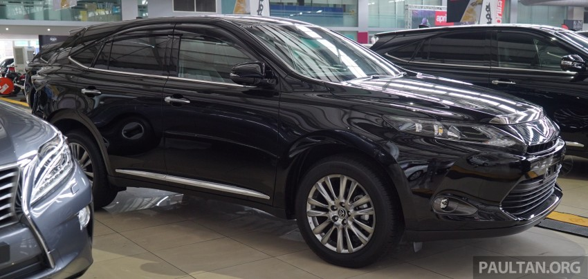 GALLERY: Toyota Harrier 2.0 Premium Advanced spec Image #386986