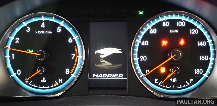 GALLERY: Toyota Harrier 2.0 Premium Advanced spec Image #386959