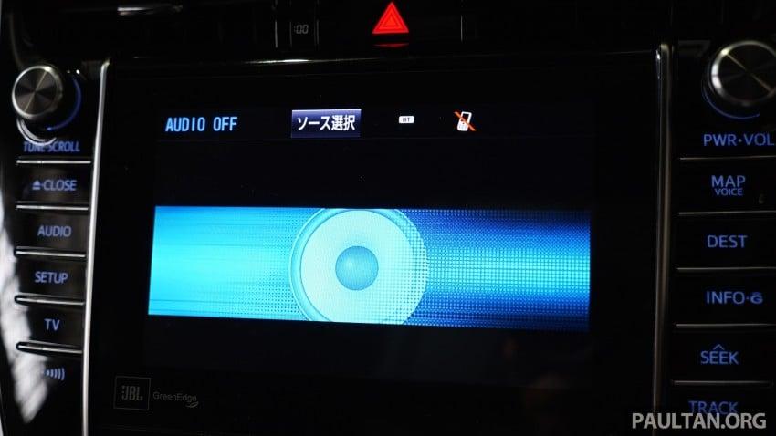 GALLERY: Toyota Harrier 2.0 Premium Advanced spec Image #386961