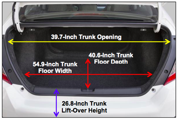 2016 Honda Civic – full technical details on the 10th gen sedan, which benchmarks the 3 Series, C-Class Image #394172