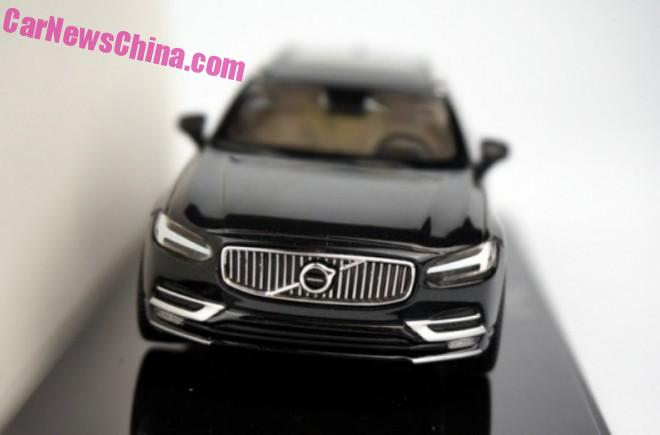Volvo V90 model leaked – estate version of the S90 Image #394471