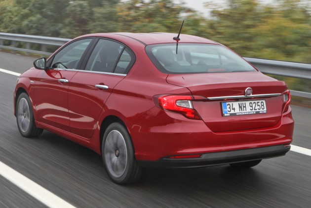 Fiat Tipo Full Details Of C Segment Sedan Revealed