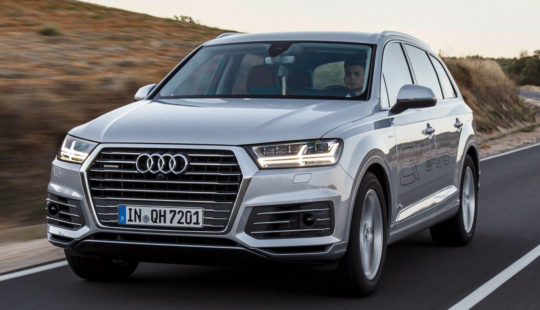 Audi e tron suv canada