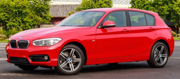 bmw 118i sport now in malaysia 3 cyl 1 5l rm189k. Black Bedroom Furniture Sets. Home Design Ideas