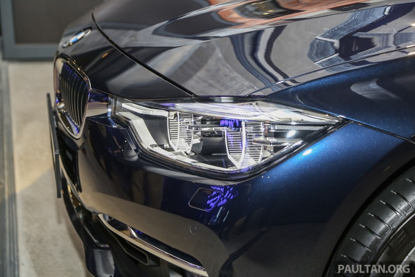 F30 BMW 3 Series LCI launched in Malaysia – 3-cyl 318i, 320i, 320d and 330i from RM209k to RM309k Image #407074