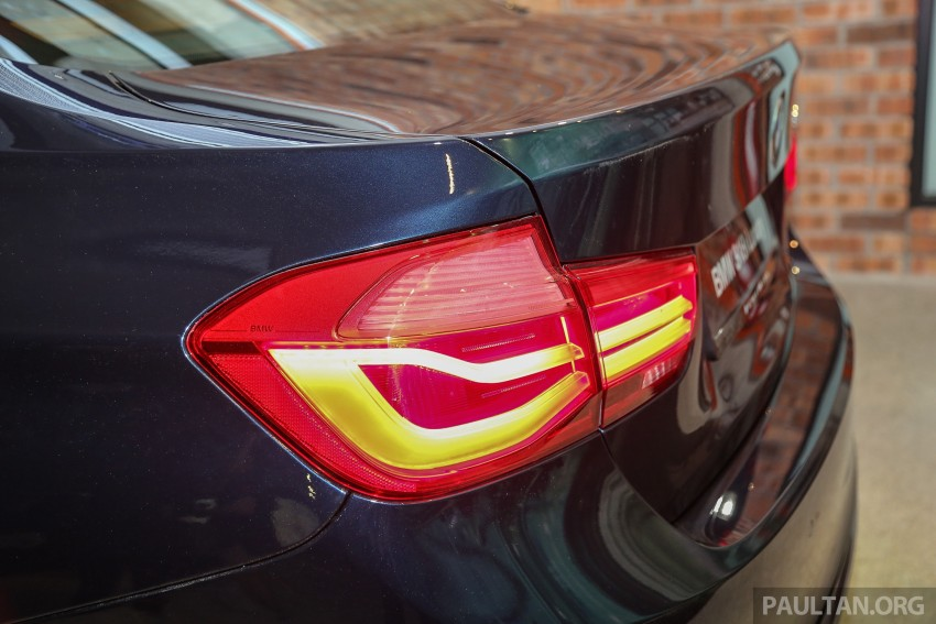 F30 BMW 3 Series LCI launched in Malaysia – 3-cyl 318i, 320i, 320d and 330i from RM209k to RM309k Image #407085