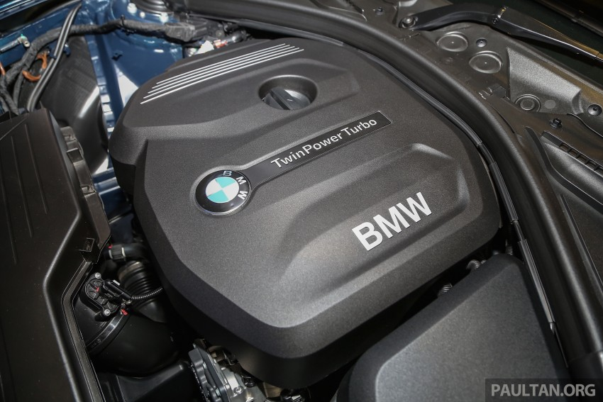 F30 BMW 3 Series LCI launched in Malaysia – 3-cyl 318i, 320i, 320d and 330i from RM209k to RM309k Image #407088