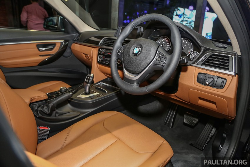 F30 BMW 3 Series LCI launched in Malaysia – 3-cyl 318i, 320i, 320d and 330i from RM209k to RM309k Image #407089