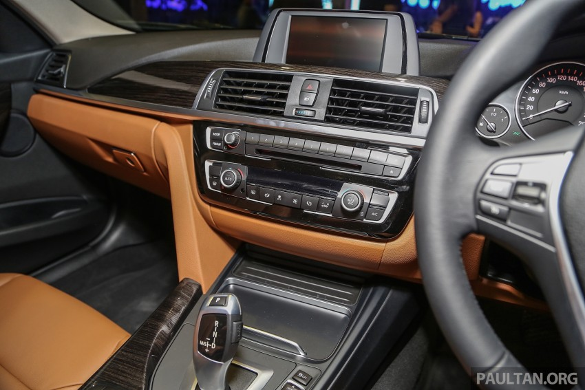 F30 BMW 3 Series LCI launched in Malaysia – 3-cyl 318i, 320i, 320d and 330i from RM209k to RM309k Image #407091