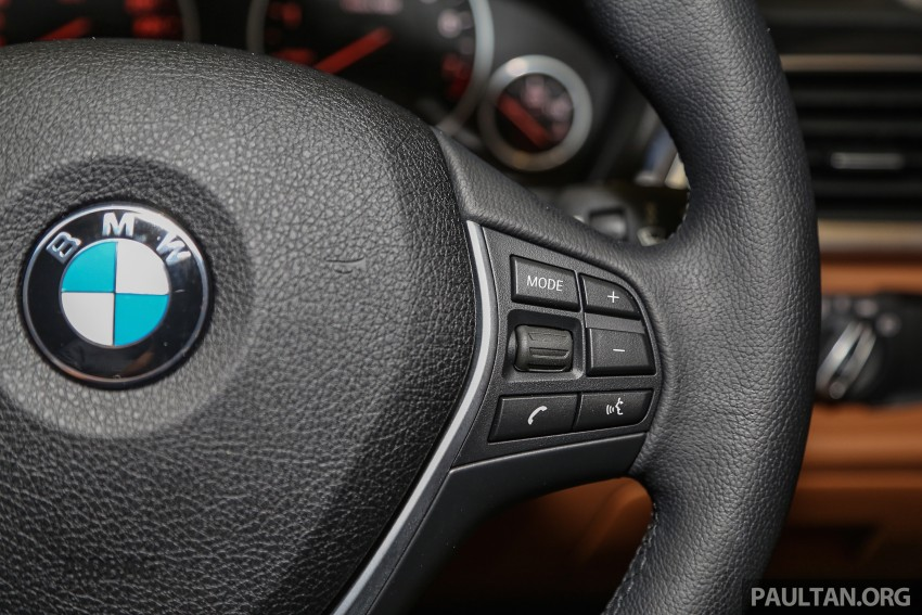F30 BMW 3 Series LCI launched in Malaysia – 3-cyl 318i, 320i, 320d and 330i from RM209k to RM309k Image #407099