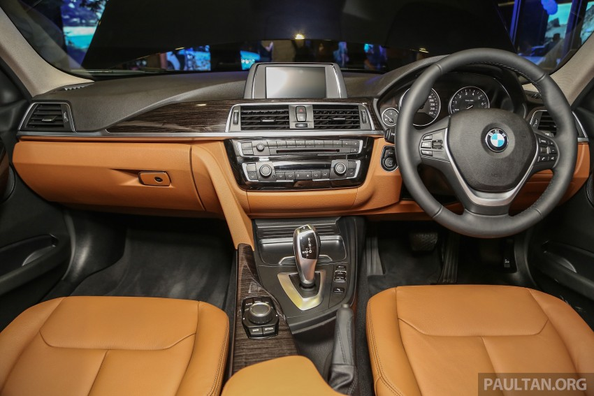 F30 BMW 3 Series LCI launched in Malaysia – 3-cyl 318i, 320i, 320d and 330i from RM209k to RM309k Image #407109