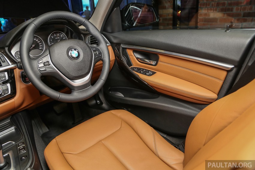 F30 BMW 3 Series LCI launched in Malaysia – 3-cyl 318i, 320i, 320d and 330i from RM209k to RM309k Image #407111