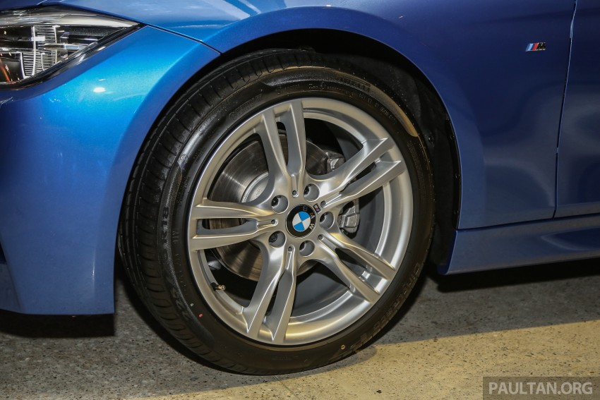 F30 BMW 3 Series LCI launched in Malaysia – 3-cyl 318i, 320i, 320d and 330i from RM209k to RM309k Image #407168