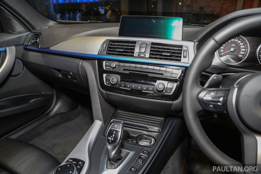 F30 BMW 3 Series LCI launched in Malaysia – 3-cyl 318i, 320i, 320d and 330i from RM209k to RM309k Image #407183