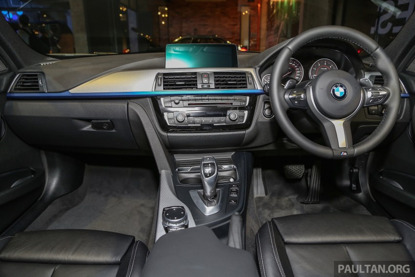 F30 BMW 3 Series LCI launched in Malaysia – 3-cyl 318i, 320i, 320d and 330i from RM209k to RM309k Image #407202