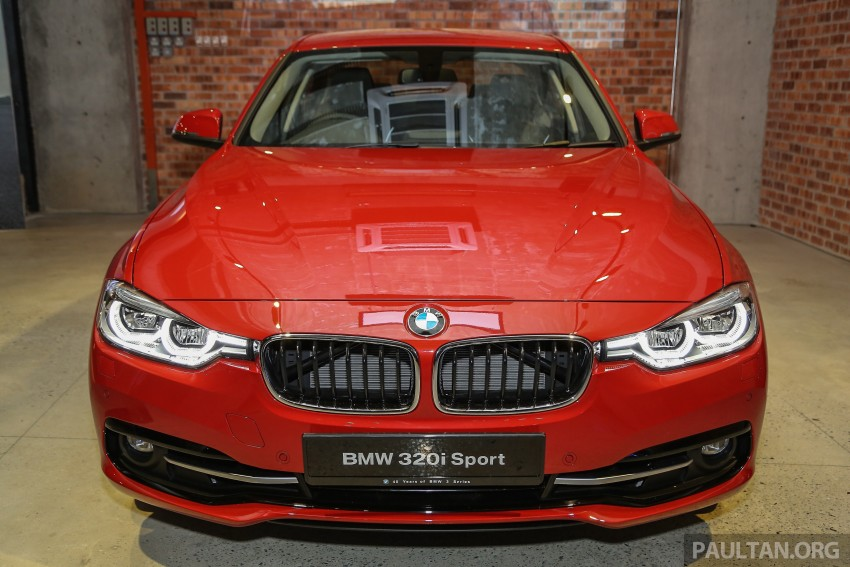 F30 BMW 3 Series LCI launched in Malaysia – 3-cyl 318i, 320i, 320d and 330i from RM209k to RM309k Image #407114