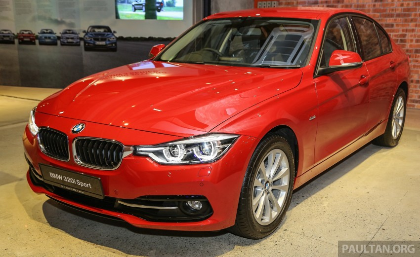 F30 BMW 3 Series LCI launched in Malaysia – 3-cyl 318i, 320i, 320d and 330i from RM209k to RM309k Image #407115