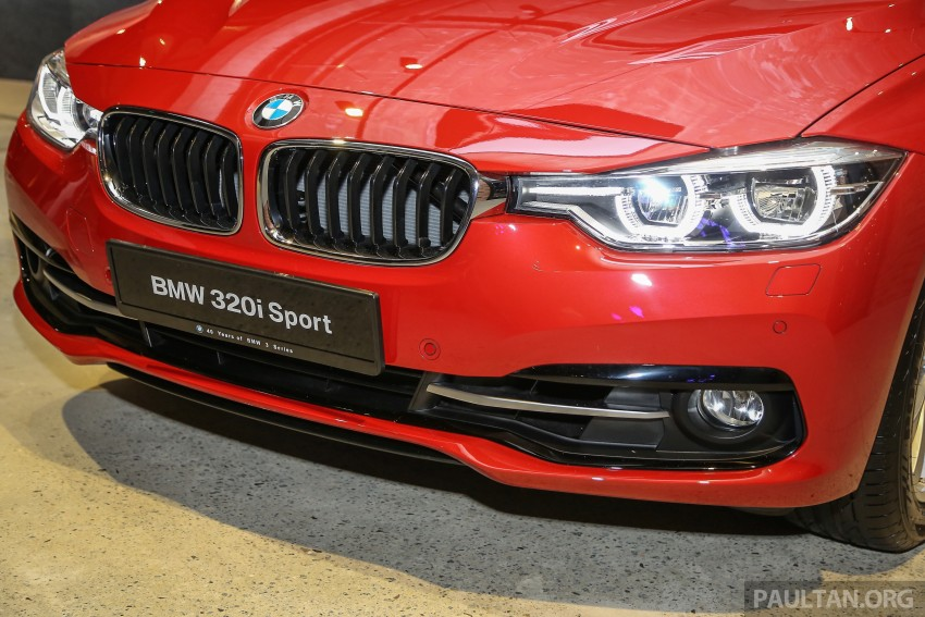 F30 BMW 3 Series LCI launched in Malaysia – 3-cyl 318i, 320i, 320d and 330i from RM209k to RM309k Image #407116