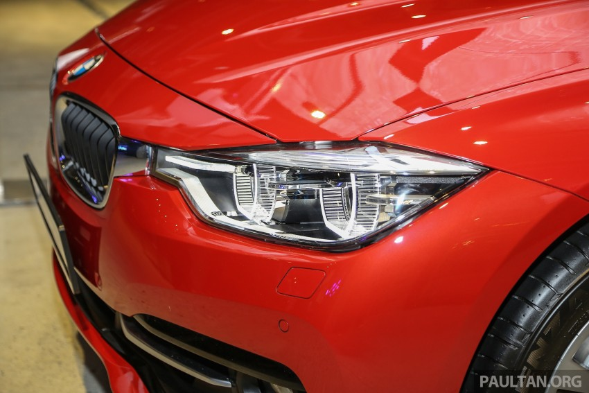 F30 BMW 3 Series LCI launched in Malaysia – 3-cyl 318i, 320i, 320d and 330i from RM209k to RM309k Image #407117
