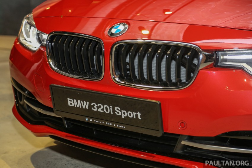F30 BMW 3 Series LCI launched in Malaysia – 3-cyl 318i, 320i, 320d and 330i from RM209k to RM309k Image #407119