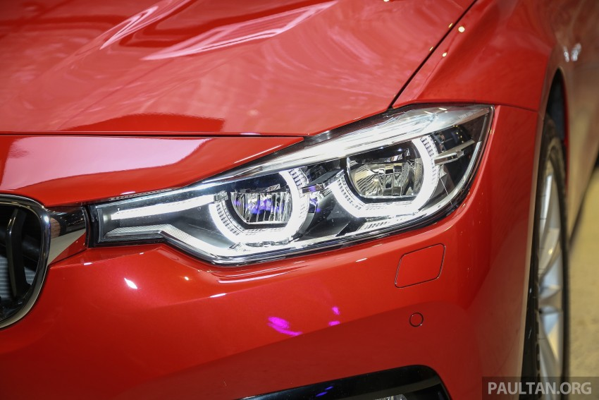 F30 BMW 3 Series LCI launched in Malaysia – 3-cyl 318i, 320i, 320d and 330i from RM209k to RM309k Image #407120