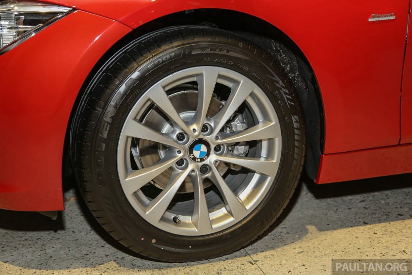 F30 BMW 3 Series LCI launched in Malaysia – 3-cyl 318i, 320i, 320d and 330i from RM209k to RM309k Image #407121