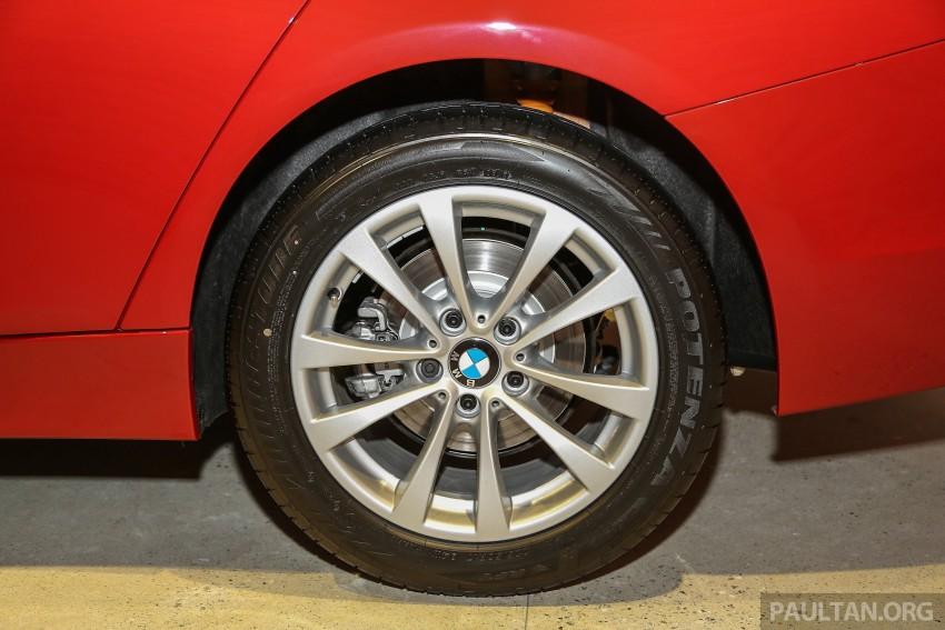 F30 BMW 3 Series LCI launched in Malaysia – 3-cyl 318i, 320i, 320d and 330i from RM209k to RM309k Image #407125