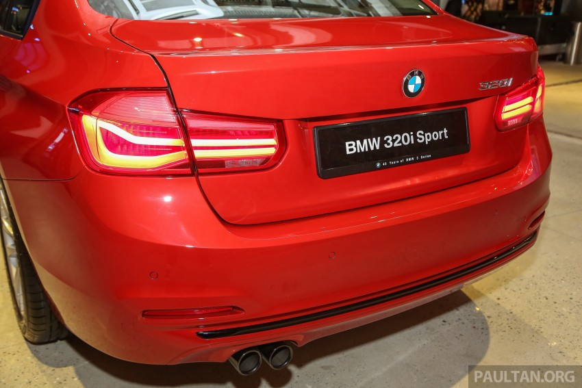 F30 BMW 3 Series LCI launched in Malaysia – 3-cyl 318i, 320i, 320d and 330i from RM209k to RM309k Image #407128