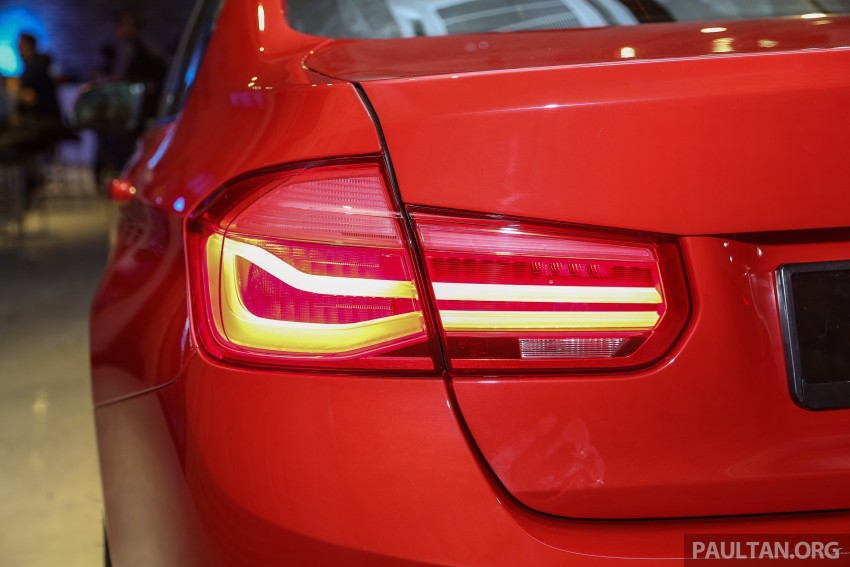 F30 BMW 3 Series LCI launched in Malaysia – 3-cyl 318i, 320i, 320d and 330i from RM209k to RM309k Image #407130