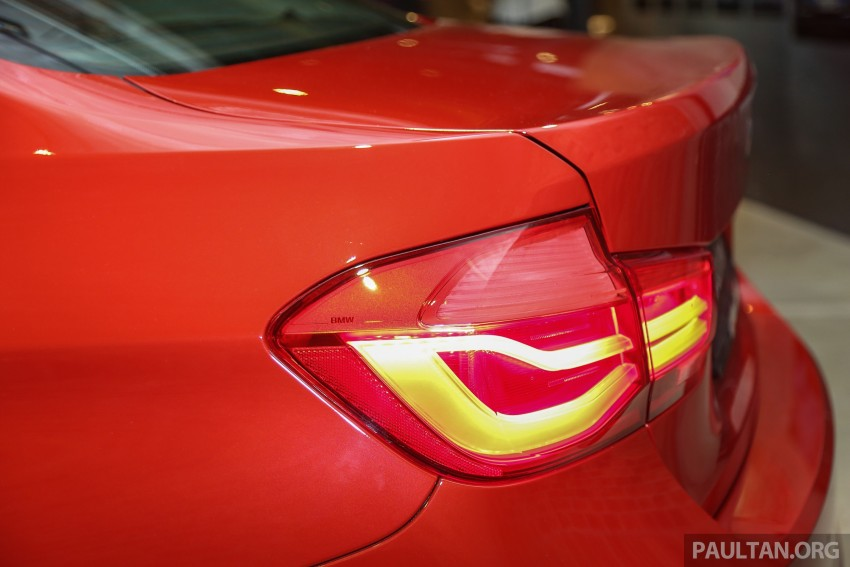 F30 BMW 3 Series LCI launched in Malaysia – 3-cyl 318i, 320i, 320d and 330i from RM209k to RM309k Image #407131