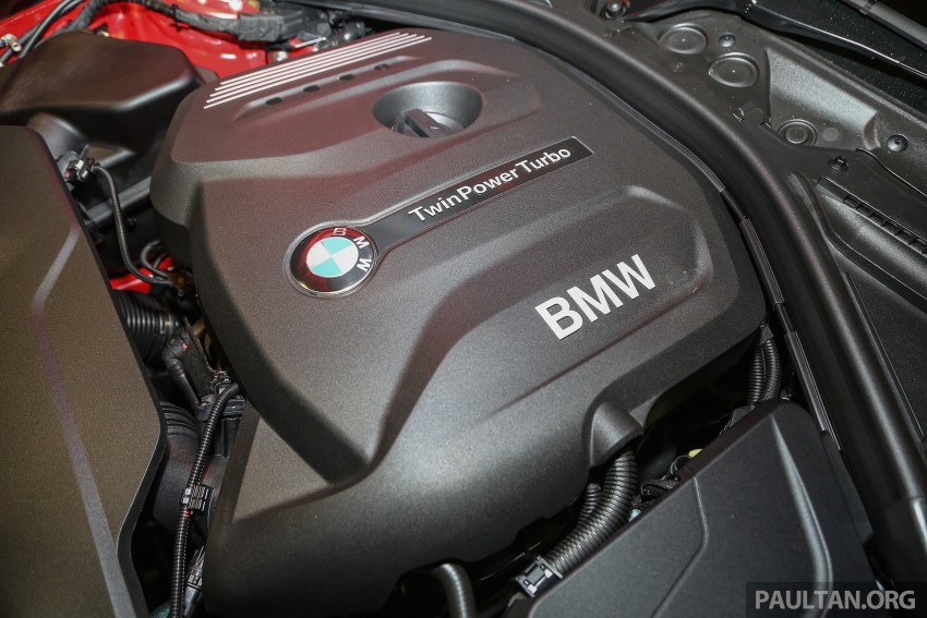 F30 BMW 3 Series LCI launched in Malaysia – 3-cyl 318i, 320i, 320d and 330i from RM209k to RM309k Image #407133