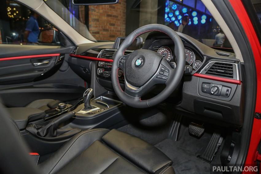 F30 BMW 3 Series LCI launched in Malaysia – 3-cyl 318i, 320i, 320d and 330i from RM209k to RM309k Image #407134